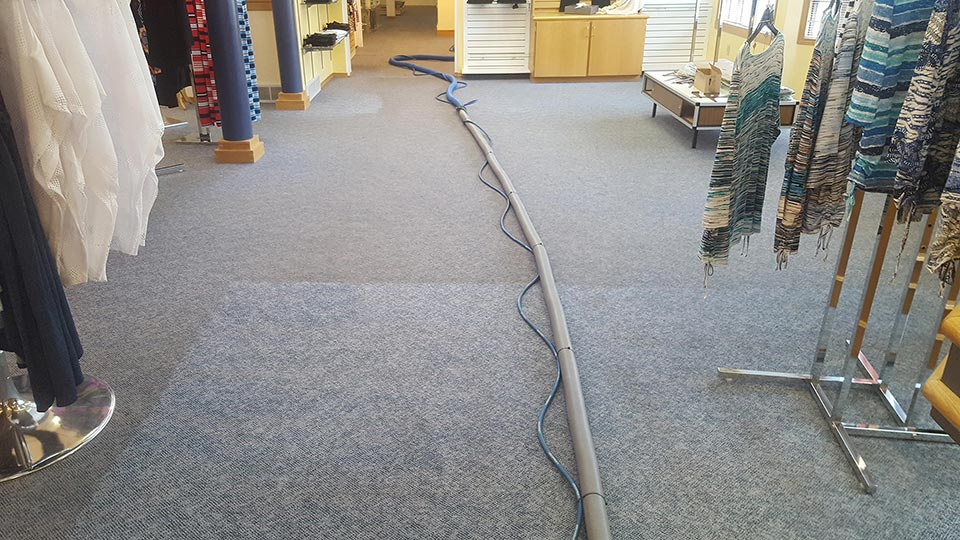 Super Clean Commercial Carpet Cleaning